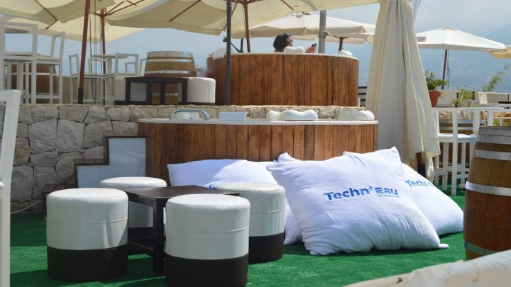 Techn'eau VIP Lounge
