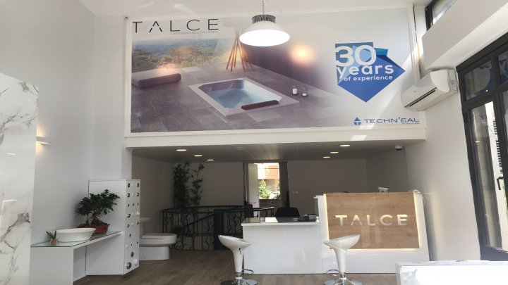TALCE NEW SHOWROOM